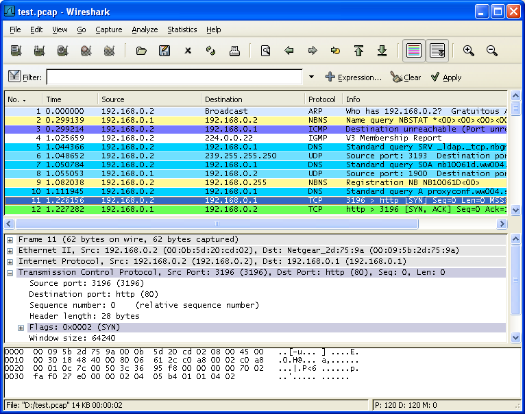 Wireshark Chapter 1 Introduction